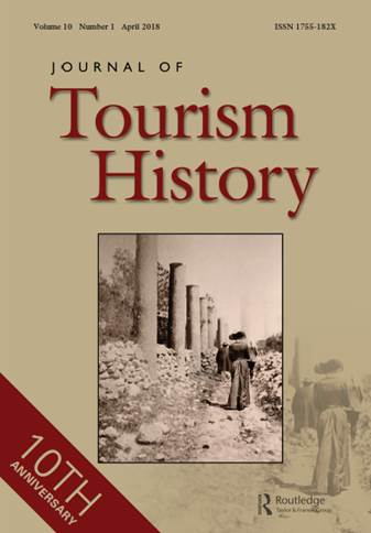 Journal Of Tourism History